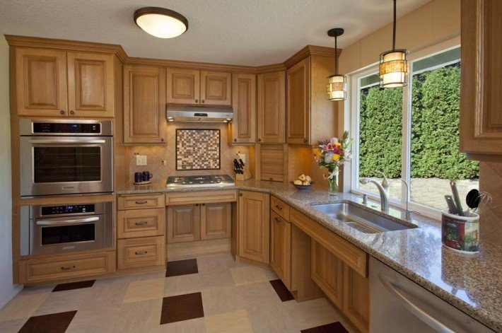 How To Thoughtfully Plan Your Aging In Place Kitchen Design
